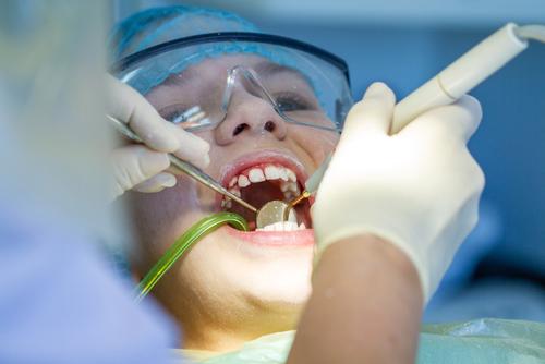 gabinecie stomatologicznym